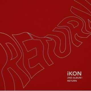(PO) IKON 2ND ALBUM - RETURN