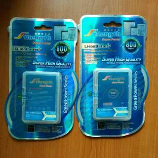 Batre Double Power samsung galaxy Young S5360/S5300