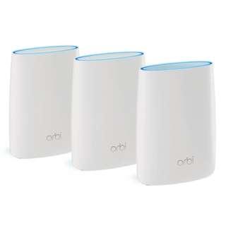 Netgear Orbi WiFi System AC3000 (RBK53)