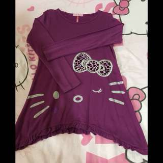Hello Kitty Mini Dress