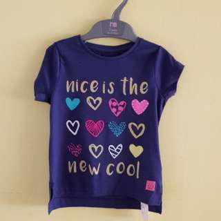 ⚘Mothercare⚘ Top [Size : 2 years old]