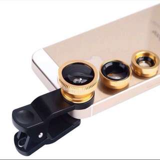 Fish Eye Mobile Clip