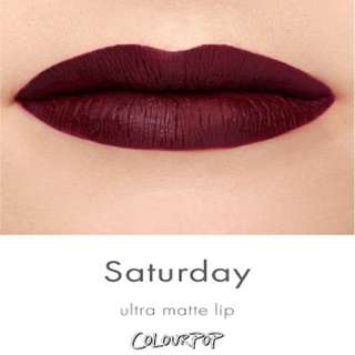 ❤️AUTHENTIC Colourpop Ultra Matte SATURDAY