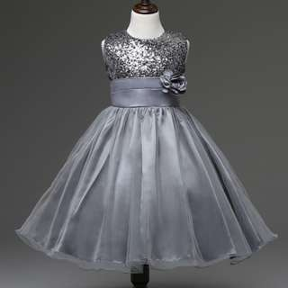 Children Formal Tutu Dress