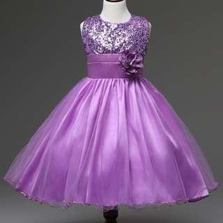 Children Formal Tutu Dress