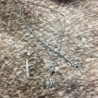 Silver Necklace for Her