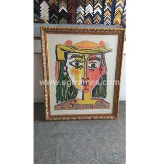Art work and Picture Framing Service