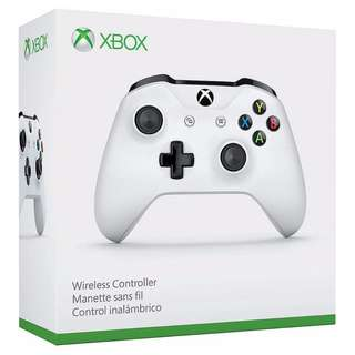 BRAND NEW Authentic XBOX One Microsoft Wireless Controller White Game Gaming xbox one xbox1 xboxone xbox one s Console