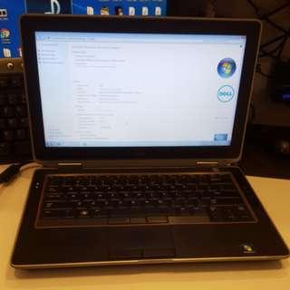 Cheap mint Dell e6320 ci5 2nd gen notebook