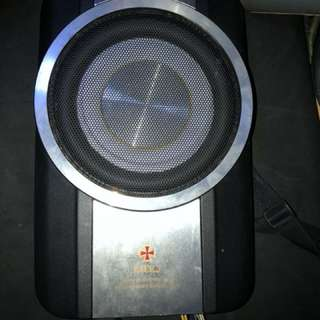 MBO Active sub woofer with Amp
