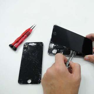 24/7 DOOR-TO-DOOR IPHONE CRACK SCREEN REPAIRS
