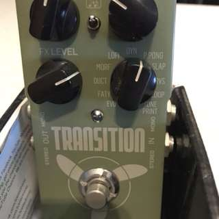 TC Transition Delay and Looper