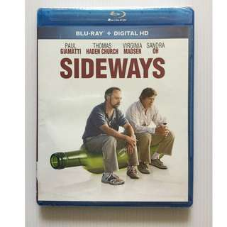 🆕 Sideways Blu Ray