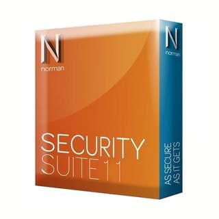 Norman Anti-Virus Security Suite 11