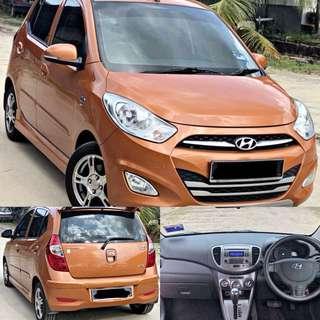 SAMBUNG BAYAR / CONTINUE LOAN   HYUNDAI I10 1.2 AUTO