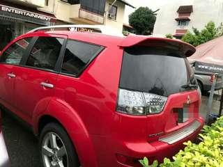 Mitsubishi Outlander SG
