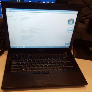 "Ultra cheap mint Dell E6400 14"" laptop"