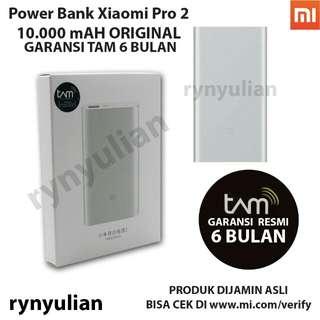 Powerbank Xiaomi Pro 2 10.000mah