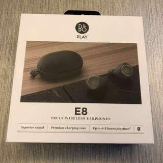B&O e8 灰色