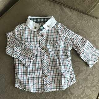 GreenOrange Shirt
