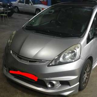 Honda Fit Rs 1.3A i-VTEC