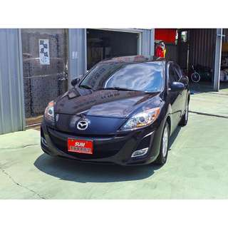【SUM尼克汽車】2010 Mazda 3 1.6L