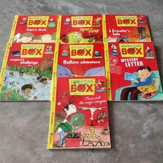 Adventure Box Series