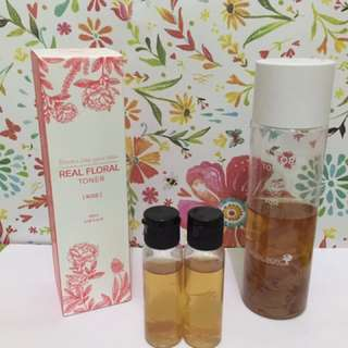 Share in Jar Natural Pacific Real Floral Toner (Rose) 20ml