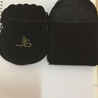 全新飾品袋16個