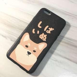 可愛狗狗手機殻全包 (iphone6/6s)