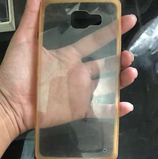 Samsung A5 2016 Clear Case