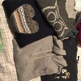 Brand Name Hoodies and Sweaters