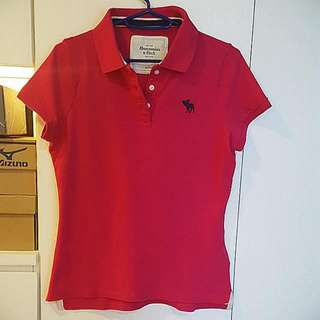 Abercombie & Fitch polo shirt