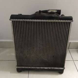HONDA FERIO EG 4 RADIATOR TANK WITH FAN SINGLE CAM