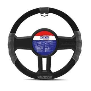 Sparco SPC1108GR Steering Wheel Cover