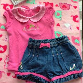 Branded baby clothes 0-3 mons