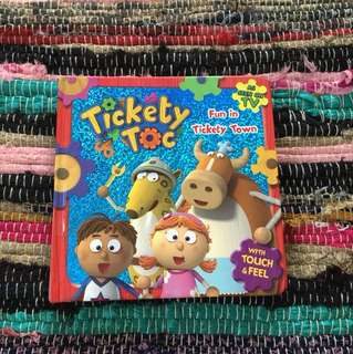Tickety Toc - fun in tickety town