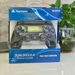 *Brand New* (sealed) Rare PS 4 DualShock Controller PAX 2015 Edition