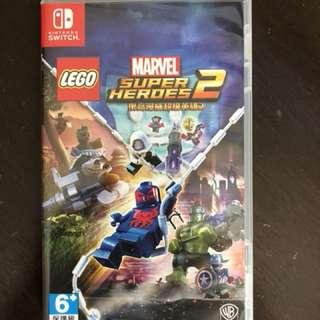 Marvel Super Heroes 2 Nintendo Switch