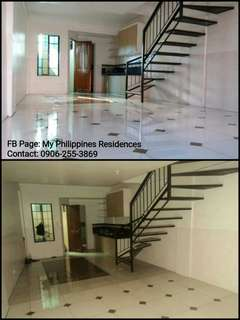 Townhouse For Sale in Cainta (Negotiable)