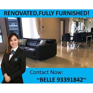 3Br Fully Furnished Apartment Toa Payoh for Rent (Deroyale)