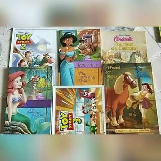 Children Story Books. Disney story books