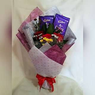 Chocolate Flower Bouquet