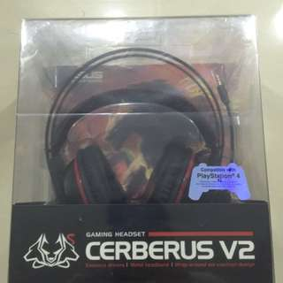 Asus Cerberus v2 Gaming Headset with Microphone