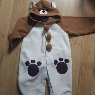 kostum bear