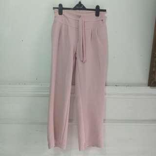 Celana pink pants