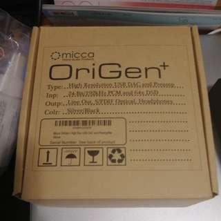Micca Origen+ Dac and Pre amp, DSD