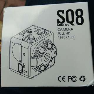 SQ8 MINI DV CAMERA FULL HD (1920X1080)