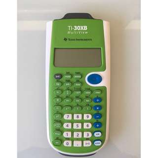 TI-30XB Texas Instruments Calculator