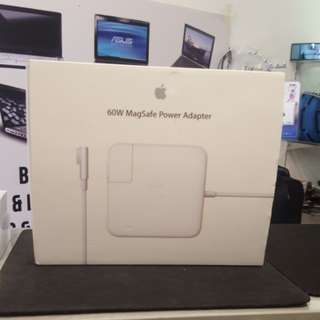 New in box Offer Macbook Charger 60w with 1 year wty